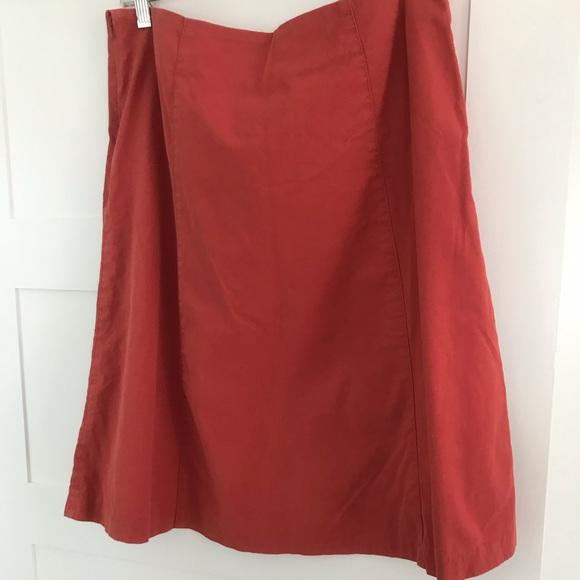 Cute summer cotton skirt